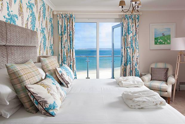 Carbis Bay Bed Room